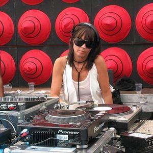 Anja Schneider Live @ Dance Under the Blue Moon - 27-10-2012