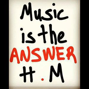 """""""Music is the ANSWER"""" radioshow 5-9-2017 (part 3)"""