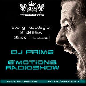 DJ Prime – E'Motions 022 (GLOBAL GATHERING PRESENT #3)
