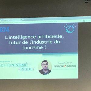 EdNum17 : L'intelligence artificielle, futur de l'industrie du tourisme ?