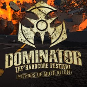 Angerfist @ Dominator Festival 2016 (The Netherlands) [FREE DOWNLOAD]