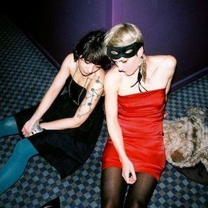 Mara Trax (Maayan Nidam & Vera),Molly Live @ Rex Club,Paris (27.10.12)