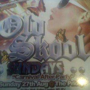 DJ PIONEER & BUSHKIN LIVE @ OLD SKOOL SUNDAYS (2007)