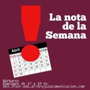2012-6-05 Nota Central Mario Pilo