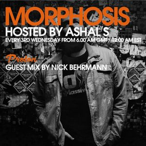 Morphosis 022 With Ashal S And Nick Behrmann (19-10-2016)