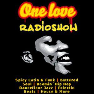 1Beat Radioshow - Souljunkie Mix