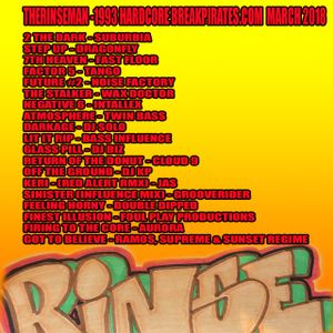 THERINSEMAN - BREAKPIRATES 1993 HARDCORE - MARCH 2018