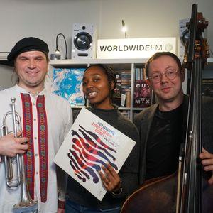 WW Daily: Erica McKoy with Piotr Damasiewicz // 11-02-20