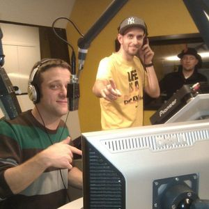 Sentinel on FM4 Radio!!! Interview & Live Dubplate Juggling