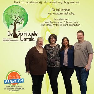 Interview Anda Portal To Light Connection | De Spirituele Wereld | 26-03-2017