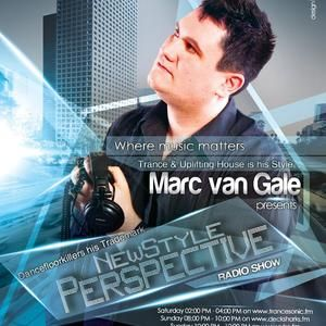 Dj Surfer,Guest Mix: Marc Van Gale: Newstyle Perspective 213#