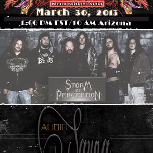 Storm Of Perception Interview 2013