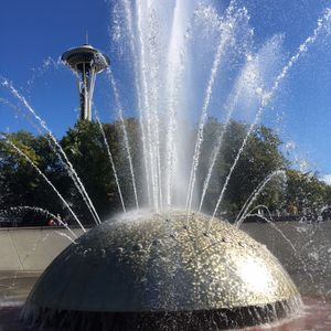 September 17 - 27, 2018 Seattle Center International Fountain Mix