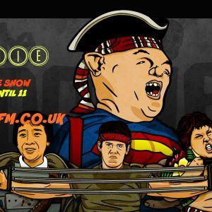 dj goonie oldskool happy hardcore show 23/08/16 lazer fm