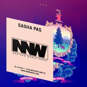 Sasha Pas - 16th October 2019