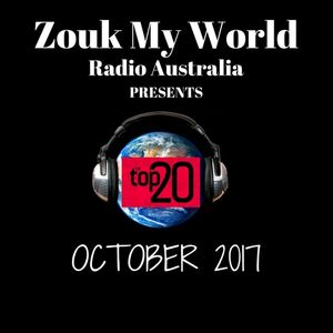 October's Hottest 20 Zouk Tracks - Official DJ Alexy Mixtape for Zouk My World Radio!