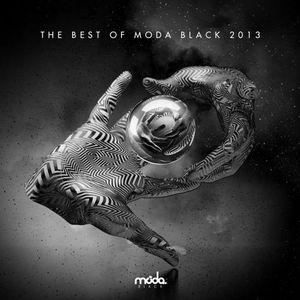 VA - The Best Of Moda Black 2013 mixed by 13Cabritos!