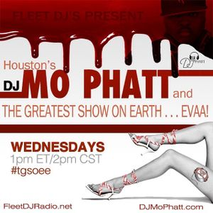 The Greatest Showon Earth . . . Evaaa! with @djmophatt & special guest @djfourpointohh & @caliroyce