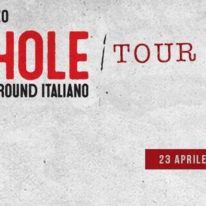 """Presentazione di """"Black Hole. Uno sguardo sull'underground italiano"""" di Turi Messineo"""