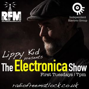 The IEG Electronica Show with Lippy Kid, 6 Apr 2021