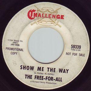 Challenge Records: Part 5 - Pop, R&B & Soul sounds