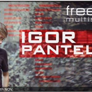 Multistyle Show Free Ends - Episode 037 (Igor Panteleev)