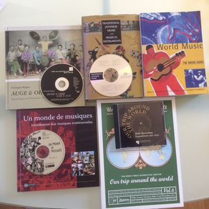 1st June 2016, Beautiful Books with CDs