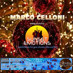 SUNSET EMOTIONS 223.4 - 20/12/2016