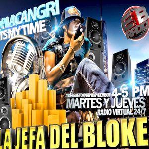 P La Cangri La Jefa del Bloke Show #316 DURTY SUCIAAAAA