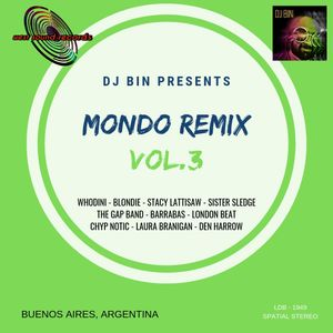 Dj Bin - Mondo Remix Vol.3