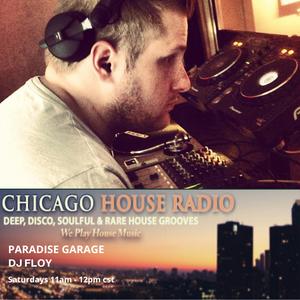 Paradise Garage - DJ Floy (November 23, 2019)