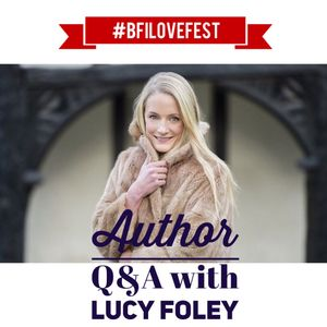 Lucy Foley in conversation at #BFILovefest