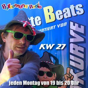 FETTE BEATS Die Radio Show mit DJ Ostkurve vom 03. Juli auf Ballermann Radio!