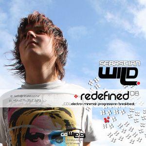 Sebastian Wild - Redefined 08 (Disc 1) // 2008