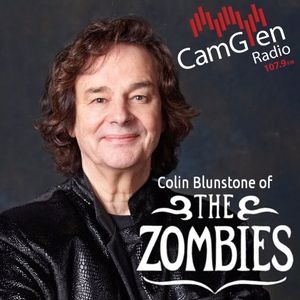 Lunchtime With David Semler: Live interview With Colin Blunstone (The Zombies), 6 Jan 2017