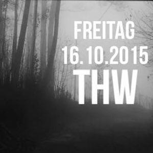 16.10.2015 Biagio Sibilla b2b Erik Cortes b2b Nu Ri @ thw & wat - recorded by rosa marsch
