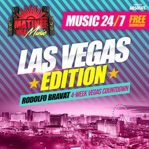 Matinee USA Music 24/7 - Las Vegas Edition - RODOLFO BRAVAT - Peak Hour Set