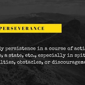 Stories of Perseverance - David
