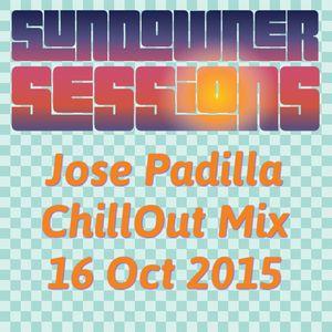 DJ Jose Padilla 16th Oct 2015