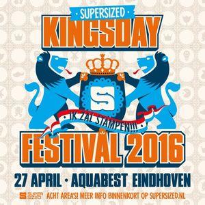 Kasparov & Amada @ SuperSized Kingsday 2016