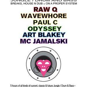 Art Blakey III @ Funked Dub 6-10-2012