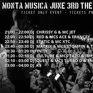 DJ Danny Eclipse & MC Stompin (June 3rd 2016 Summer Fiesta Promo)