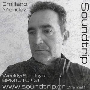 Soundtrip Podcast Emiliano Mendez 23.04.2017