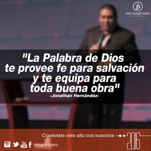 Los beneficios de la palabra - Pastor Jonathan Hernández