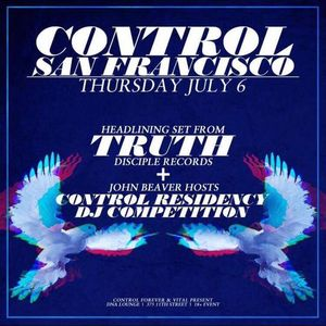 Vital and Control Dj Competition (San Fran)