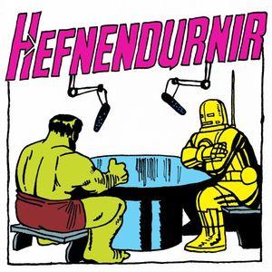 Hefnendurnir LXXII – Dark reign