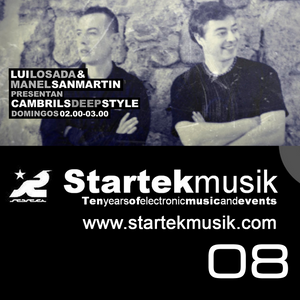 Startek Musik Cambrils DEEP Style Radioshow 08