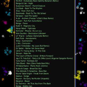 Frampster & Dub - 137 mixtape (rec 2008)