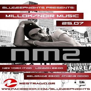 BluDeepNights on Westradio Vol.18 Aleksandar Savkovic and Millok