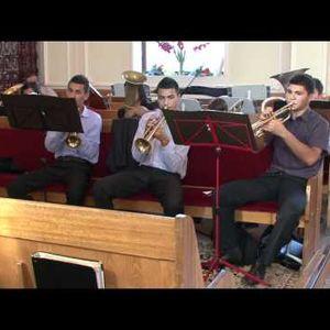 Botez Bogdan și Ruben la Biserica Adventistă Socodor